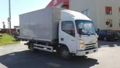 JAC N56. Тентованный грузовик , 3 500кг., 4x2