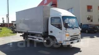 JAC N56. Тентованный грузовик , 17 000куб. см., 3 500кг., 4x2