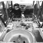 Детейлинг-химчистка авто, Химчистка автомобиля изнутри, Пар, спецсредства
