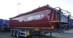 Wielton. NW 3 (NW 3 S 30 HP самосвальный полукруглый 30 м3) ССУ 1300