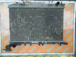 Радиатор охлаждения двигателя. Nissan Primera, P10, P10E Двигатель GA16DS