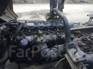 Двигатель в сборе. Mitsubishi Fuso, FK335C Двигатель 6D14