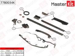 Комплект цепи ГРМ Primera QG15, QG16. MasterKit (Италия)