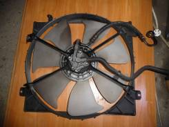 Диффузор радиатора с вентилятором гидроприводом MARK II JZX-90 1JZ-GTE. Toyota: Aristo, Celsior, Mark II, Cresta, Chaser Двигатели: 2JZGTE, 1UZFE, 1JZ...