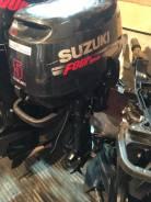 Suzuki. 5,00л.с., 4-тактный, бензиновый, нога S (381 мм), 2008 год год