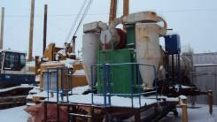 Установка для утилизации замазученных грунтов УЗГ-1Мм