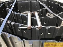 Гусеницы стальные Mitsubishi MM40CR / MM45B / MM55 / MM57 / MM55SR OEM