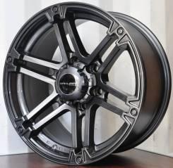 """Sakura Wheels. 8.0x17"""", 6x139.70, ET15"""