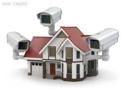 Проектирование и монтаж видеонаблюдения, видеодомофона, электрики
