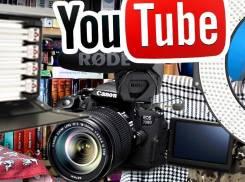 """Журналист - Видео блогер на YouTube канал. ООО """"Телематика"""". Остановка Новожилова"""