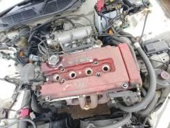 Двигатель в сборе. Honda Civic, EK9 Двигатель B16B