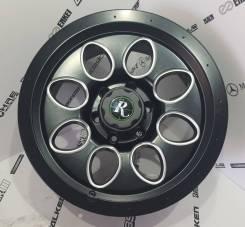 """PDW Wheels. 9.0x18"""", 6x139.70, ET0, ЦО 106,2мм."""