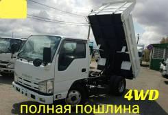 Isuzu Elf. 4WD, самосвал 3,5 тонны, 3 000куб. см., 3 500кг.