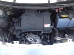 1KR-FE контрактный двигатель Toyota Vitz KSP90