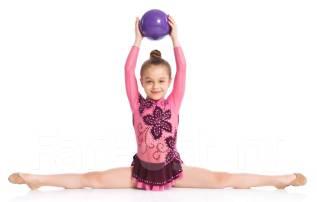 60% скидка на занятия художественной гимнастикой, лёгкой атлетикой