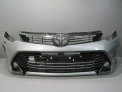 Решетка бамперная. Toyota Camry, ASV50, ASV51, AVV50, GSV50 Двигатели: 2ARFE, 2ARFXE, 2GRFE, 6ARFSE