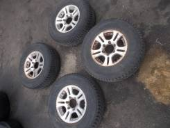 """Продам колеса Toyo Tranpath S1 215/80 R15. 6.5x15"""" 6x139.70 ET28 ЦО 110,0мм."""