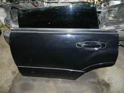 Дверь задняя левая для Subaru Forester SF5 SF9 цвет 047А