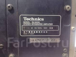 Усилитель Technics