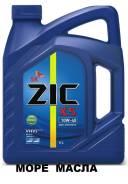 ZIC X5. Вязкость 10W-40, полусинтетическое