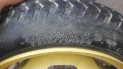 Запасное колесо (банан). 3.5x14 4x100.00 ЦО 53,9мм.