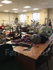 Продается готовый швейный бизнес со складскими остатками можно частями