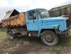 ГАЗ 3307. Газ 3307 самосвал, 3 000куб. см., 5 000кг., 4x2