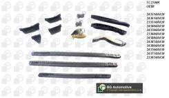 Цепь ГРМ. Kia K-series Kia Bongo Kia Sorento Hyundai: H1, Grand Starex, Starex, Porter II, HD, H350, H100, Libero, Mighty Двигатели: D4CB, D4CBAENG