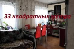3-комнатная, улица Тополёвая 46. Чуркин, агентство, 60,0кв.м.