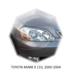 Накладка на фару. Toyota Mark II, GX110, GX115, JZX110, JZX115 Двигатели: 1GFE, 1JZFSE, 1JZGE, 1JZGTE