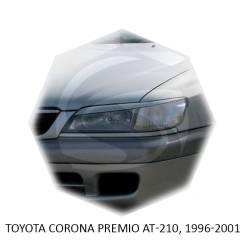 Накладка на фару. Toyota Premio, AZT240, NZT240, NZT260, ZRT260, ZRT261, ZRT265, ZZT240, ZZT245 Toyota Corona Premio Двигатели: 1AZFSE, 1NZFE, 1ZZFE...