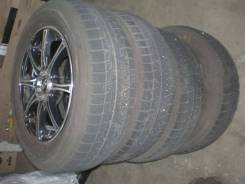 """Комплект зимних колес литье. 5.5x14"""" 5x100.00 ET35 ЦО 55,0мм."""