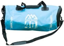 Непромокаемая сумка 40L Dry Bag Aqua Marina - цвет черный