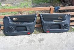 Обшивка двери. Toyota Altezza, GXE10, GXE10W, SXE10 Двигатели: 1GFE, 3SGE