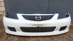 Бампер передний на Mazda Familia