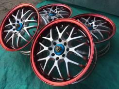 Crimson Team Sparco. 6.5x15, 4x100.00, 4x114.30, ET45, ЦО 73,1мм.