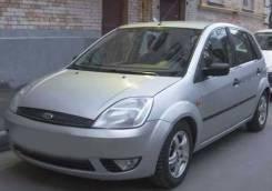 Ford Fiesta. CBK, FXJA