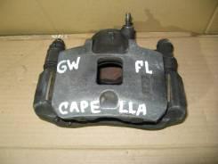 Суппорт тормозной. Mazda Capella, GW8W Двигатель FPDE
