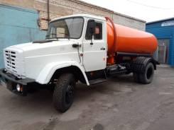 Коммаш КО-520. Продается Зил ассенизатор, дизель Д-245.12., 4 750куб. см.