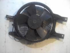 Вентилятор радиатора кондиционера. Nissan