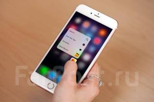 Apple iPhone 6 Plus. Б/у, 64 Гб, Золотой, 3G, 4G LTE, Защищенный