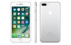 Apple iPhone 7 Plus. Новый, 256 Гб и больше, Серебристый