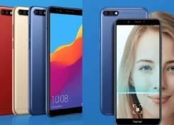 Huawei Honor 7C. Новый, 32 Гб