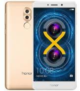 Huawei Honor 6X. Новый, 32 Гб, 4G LTE, Dual-SIM. Под заказ