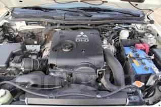 Двигатель в сборе. Mitsubishi L200, KB4T Двигатели: 4D56, HP. Под заказ