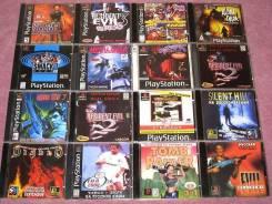 Приму в дар игры для приставки Sony Playstation 1 (One)