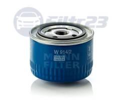 Фильтр масляный Mann-Filter W9142