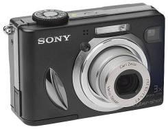 Sony. 5 - 5.9 Мп, зум: 3х