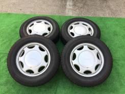 "Комплект колес. Bridgestone Ice Partner 185/70R14. 5.5x14"" 4x100.00, 4x114.30 ET40 ЦО 70,0мм."