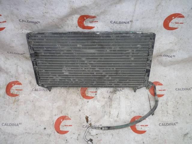 Радиатор кондиционера. Toyota Caldina, ET196, ET196V Двигатель 5EFE
